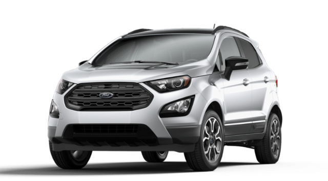 New 2020 Ford EcoSport SES Crossover for sale in Reno, NV